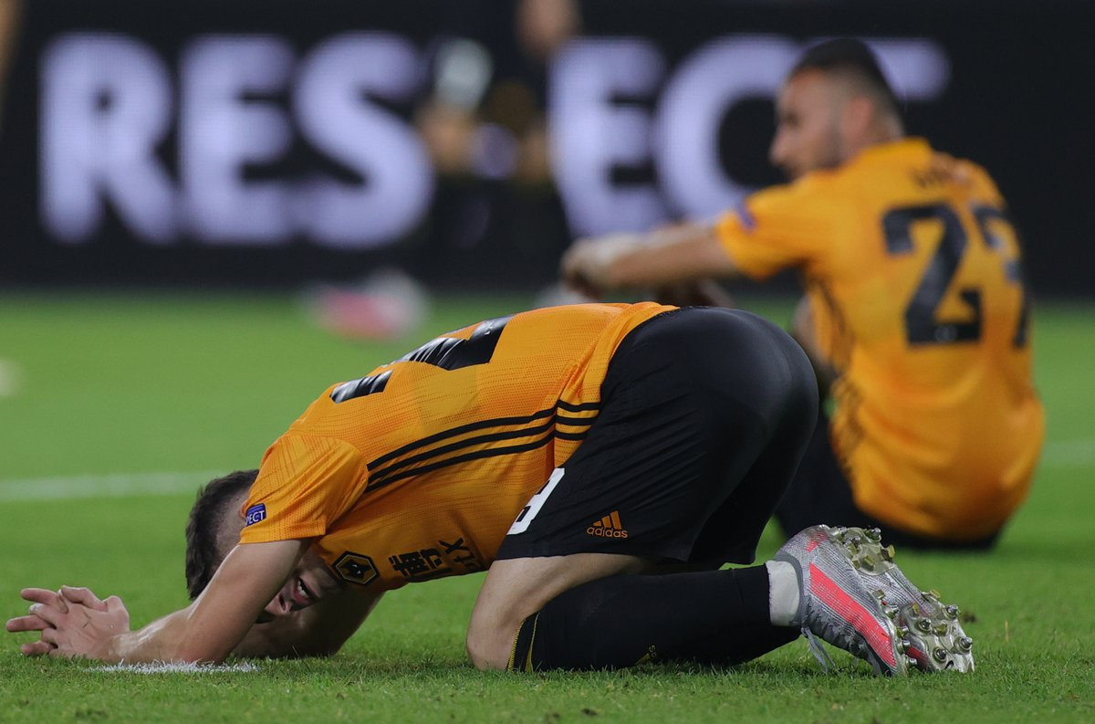🐺 After 17 games in 2019/20, a memorable European adventure ends at the quarter-final stage for Wolves - they made club history in the process 👍  #UEL https://t.co/gxDEi0Qj7A