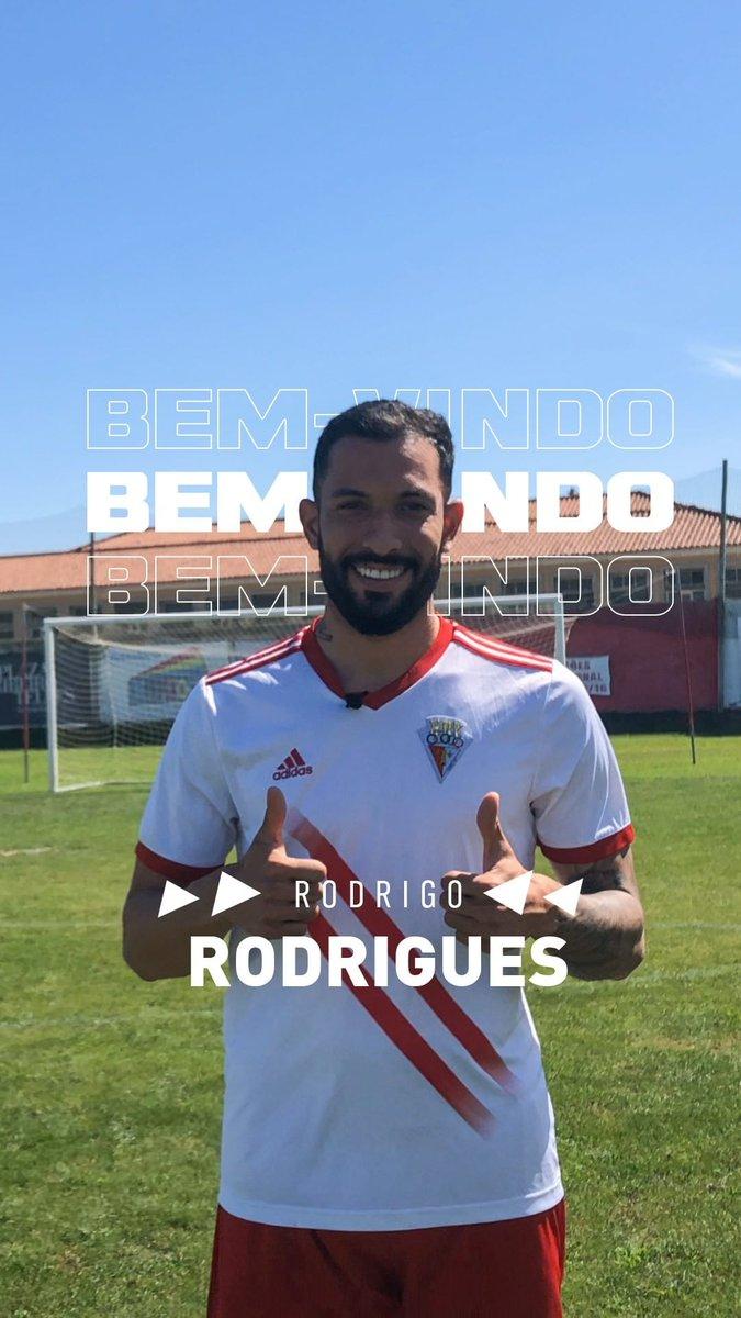 Rodrigo Rodrigues (ex Parana) został nowym zawodnikiem UD Vilafranquense. Kontrakt podpisał do 2022 roku. #Mercato