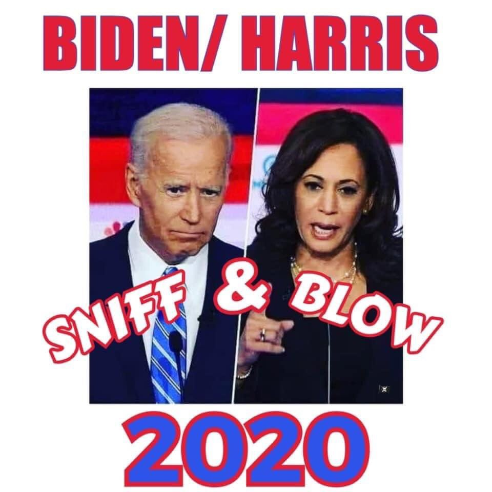 I'm just going to drop this here 😂 #SleepyJoeandtheHoe