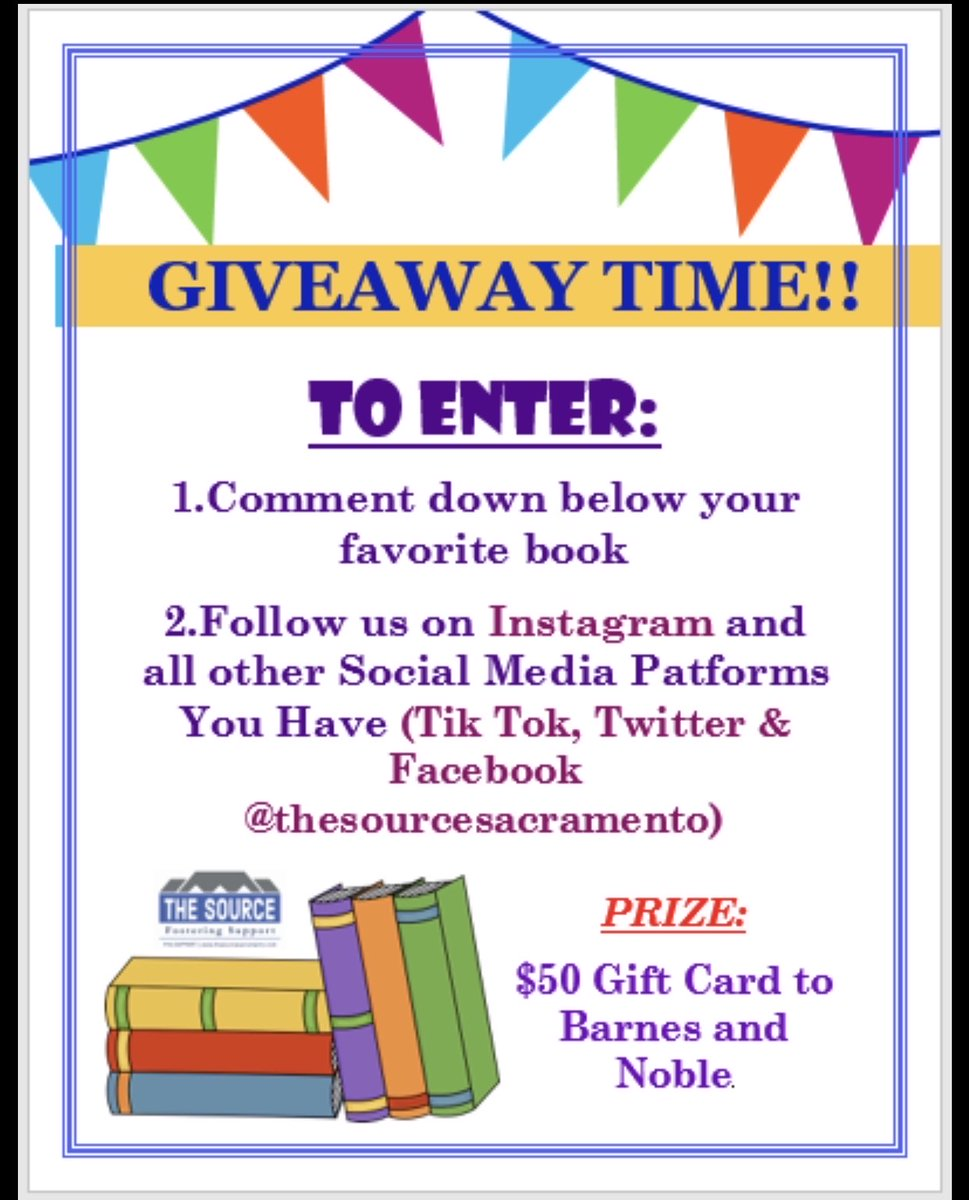 Head over to our Instagram and enter our giveaway!! #Giveaways #GiveawayAlert #Mentalhealth #SacramentoCounty https://t.co/gdYIYNlDQx