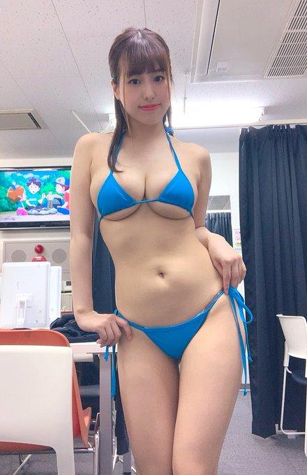 グラビアアイドル小山玲奈のTwitter自撮りエロ画像5