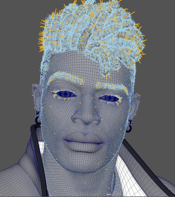 3dtotal_JP on Twitter   Robots concept, Concept art characters, 3d concept