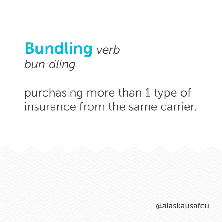 The goal with bundling is getting the coverage you need while saving money  on your premiums—but that's not the only benefit🤑 Check out how bundling can save you more than just money on your premiums here https://t.co/7JfsuvWv7O https://t.co/tYrUVONdSo