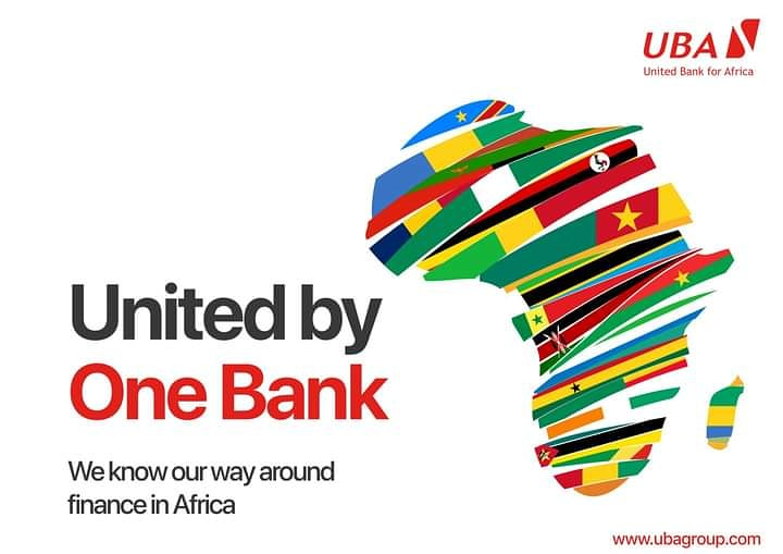 United by One Bank, we know our way around finance in Africa.  #UBACares  #AfricasGlobalBank  #UBAZambia https://t.co/LBzGNuE7VD