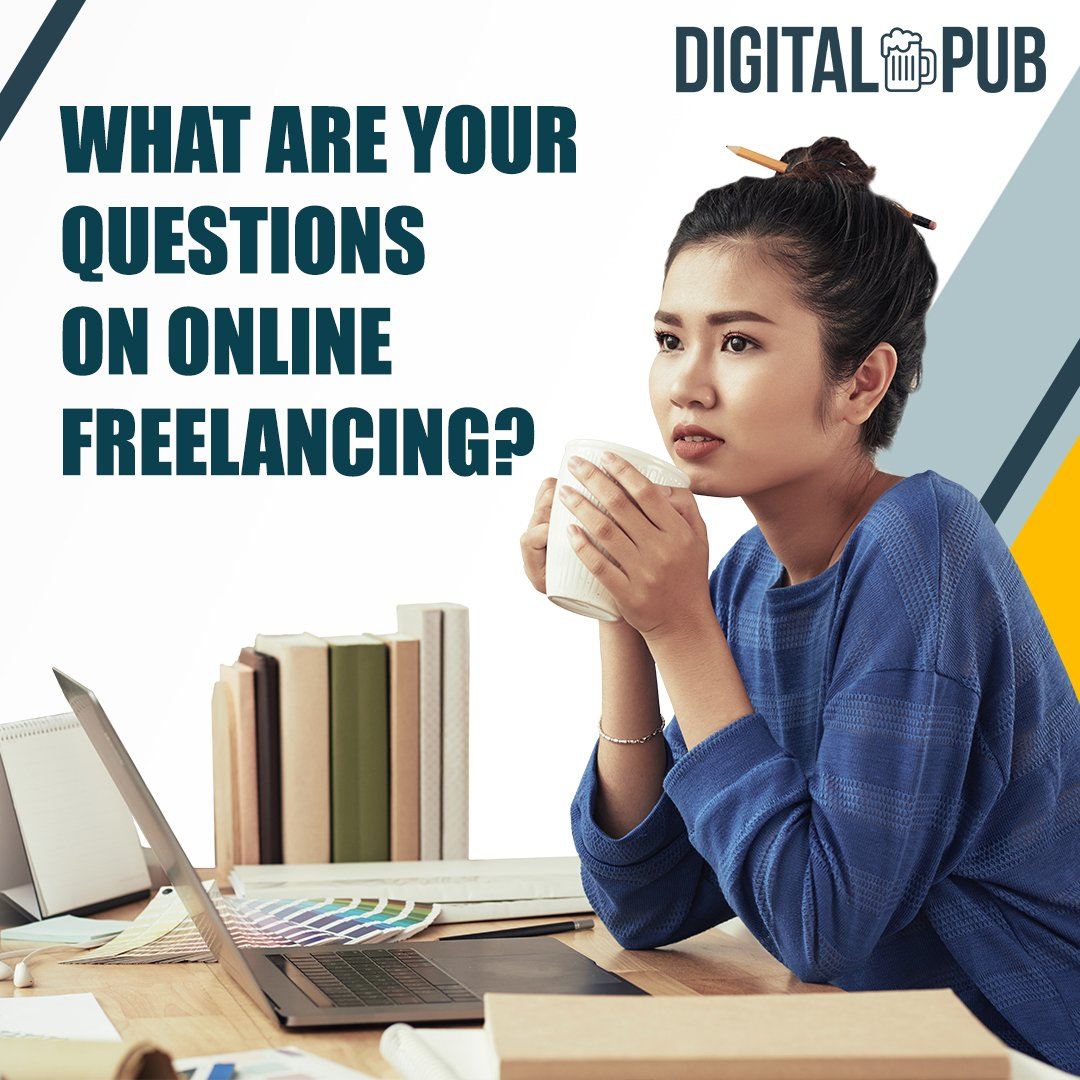 Tonight at 6PM, we're going to talk about the opportunities in #OnlineFreelancing! Tweet us your questions! https://t.co/CBmx4FZXr9
