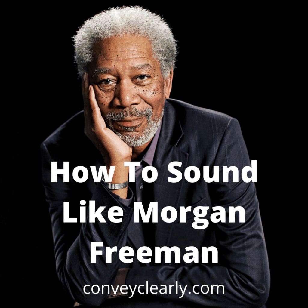 How to Sound Like Morgan Freeman--In 4 Steps  https://t.co/VbCVSx1aPf  #FridayMotivation #voice #VoiceOnline https://t.co/WEdnWKFJwr