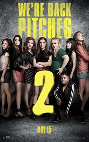 Similar movies with Pitch Perfect 2 (2015):      - Kilerów 2-óch     - Nativity 2: Danger in the Manger!     - If I Were You 2    More : https://cinpick.com/lists/movies-like-pitch-perfect-2 …    #movies #similarMovies #whatToWatch pic.twitter.com/I0Ky3oudQ9