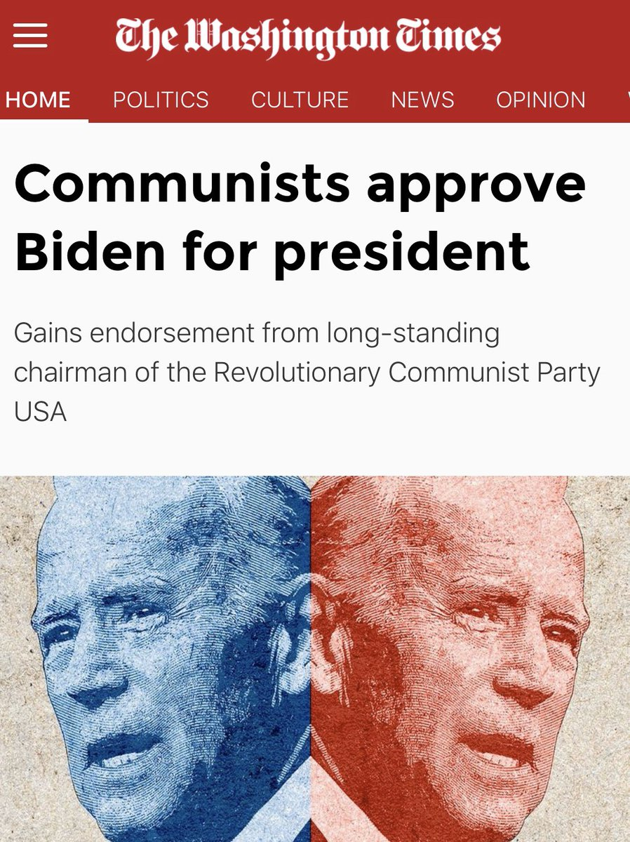 """Tyler Bowyer on Twitter: """"Commie-la Harris is a perfect fit for the  endorsement that Joe Biden received this week!… """""""