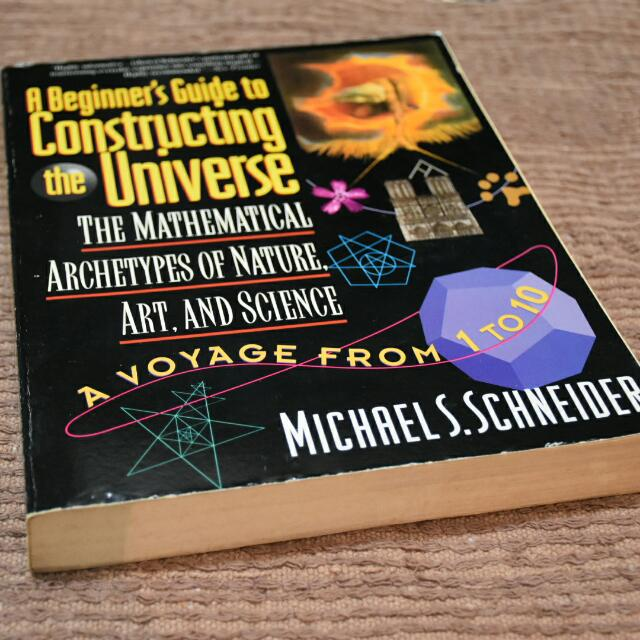 After reading A Beginner's Guide to Constructing the Universe, you will never look at nature the same way again. The best book on Sacred Geometry and its significance in the real world. Comprehensive and easy to read, not an easy feat in mathematics: https://t.co/bvre8Ur2Ek #ad https://t.co/MG4zFX9irz