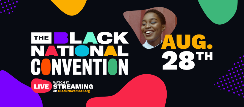 No matter who occupies the White House in January, it will require sustained struggle and building our political power to be able to shape a Black national agenda #InDefenseOfBlackLives. Register for #BNC2020, today: BlackNovember.org