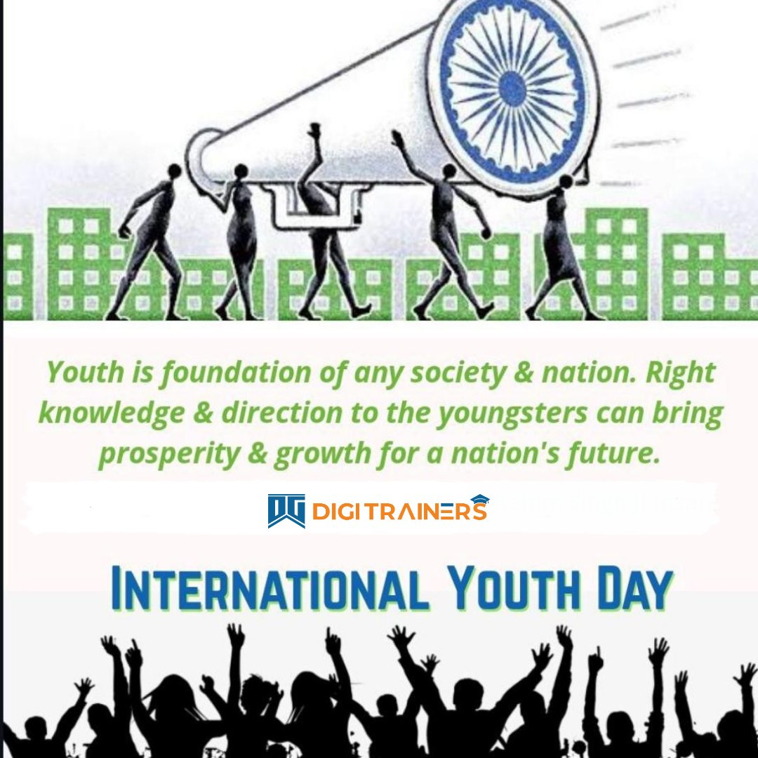 Youth is about being open to new possibilities. If they become more conscious, humanity will have a Great Future.  #InternationalYouthDay #nationalyouthday #swamivivekananda #vivekananda #YouthWithJane #india #swamivivekanandajayanti #youthday #swamivivekanand #love https://t.co/tvudyXQ9ua