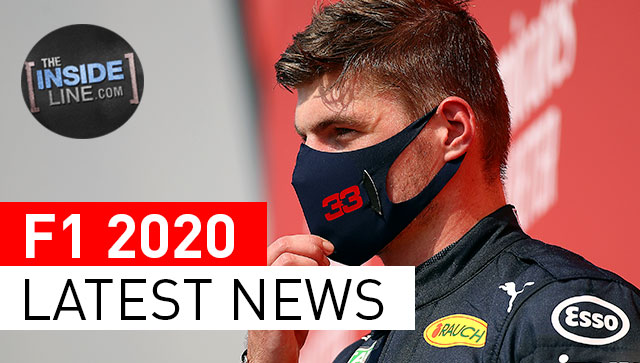 EXCLUSIVE VIDEO  Get up to speed with F1!  Watch the news segment from this week's show. 🏎💨💨  #Formula1 #F1 #Formule1 #News  #Motorsport #Sport #RedBull 🇦🇹  Click here for the clip: https://t.co/ex4w5RThUJ https://t.co/aINnHMmSts