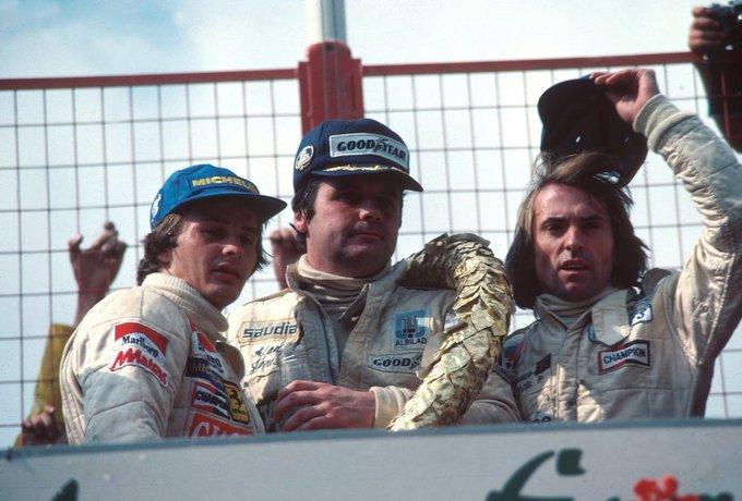 On this day in 1979, @AlanJonesGP27 scored his 3rd career @F1 win at Osterreichring #Formula1 #F1 #AustrianGP https://t.co/WBWnxi1uOt