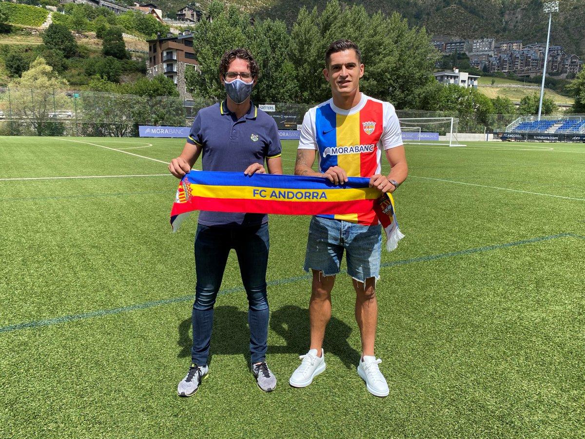 🆕 Marc Pedraza, nou jugador del @fcandorra!  🆕 Marc Pedraza, nuevo jugador del @fcandorra!  🆕 Marc Pedraza, new @fcandorra player!  👉 + info:   #SomTricolors🔵🟡🔴 #MésViusQueMai