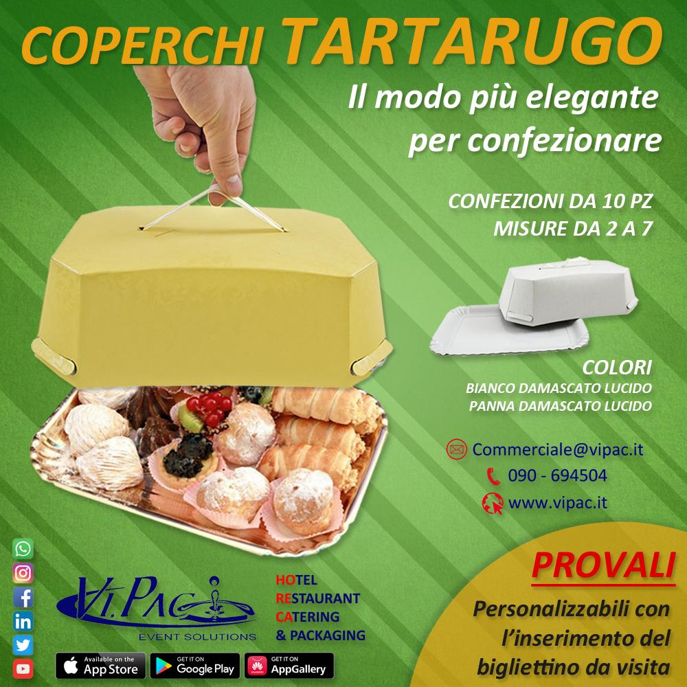 CONFEZIONA CON ELEGANZA  ✅Contenitori tartarugo Sistema per il #confezionamento e la chiusura dei vassoi in #cartone  Scopri di più sul tartarugo cliccando sul link 🌐👉🏻https://t.co/7K82CzJluC  #vipac #horeca #packaging #pasticceria #torta #asporto  #cake #bar #asporto #12agosto https://t.co/wCNnttNbYe