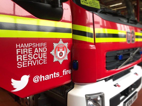 GW on 02P7 currently on standby at Farnham. RDS ON 02P4 now mobile to a fire in the open in Surrey