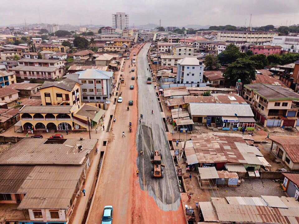 How Gov. Abiodun fixed the Panseke-Adigbe Road