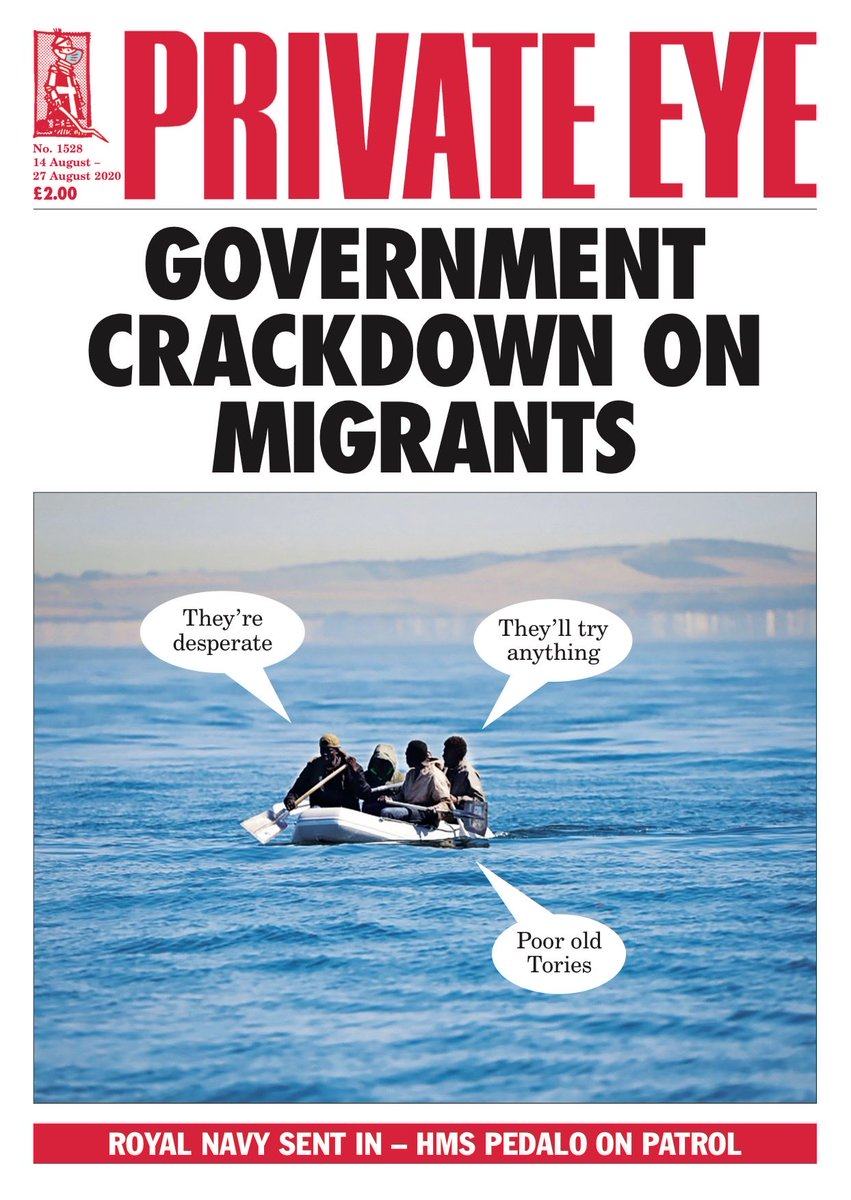 Nice one Private Eye