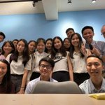 Image for the Tweet beginning: Taiwanese Debaters Clinch Historic Top
