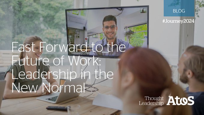 #RemoteWorking has become the norm. Most organizations will opt for a hybrid approach whereby...