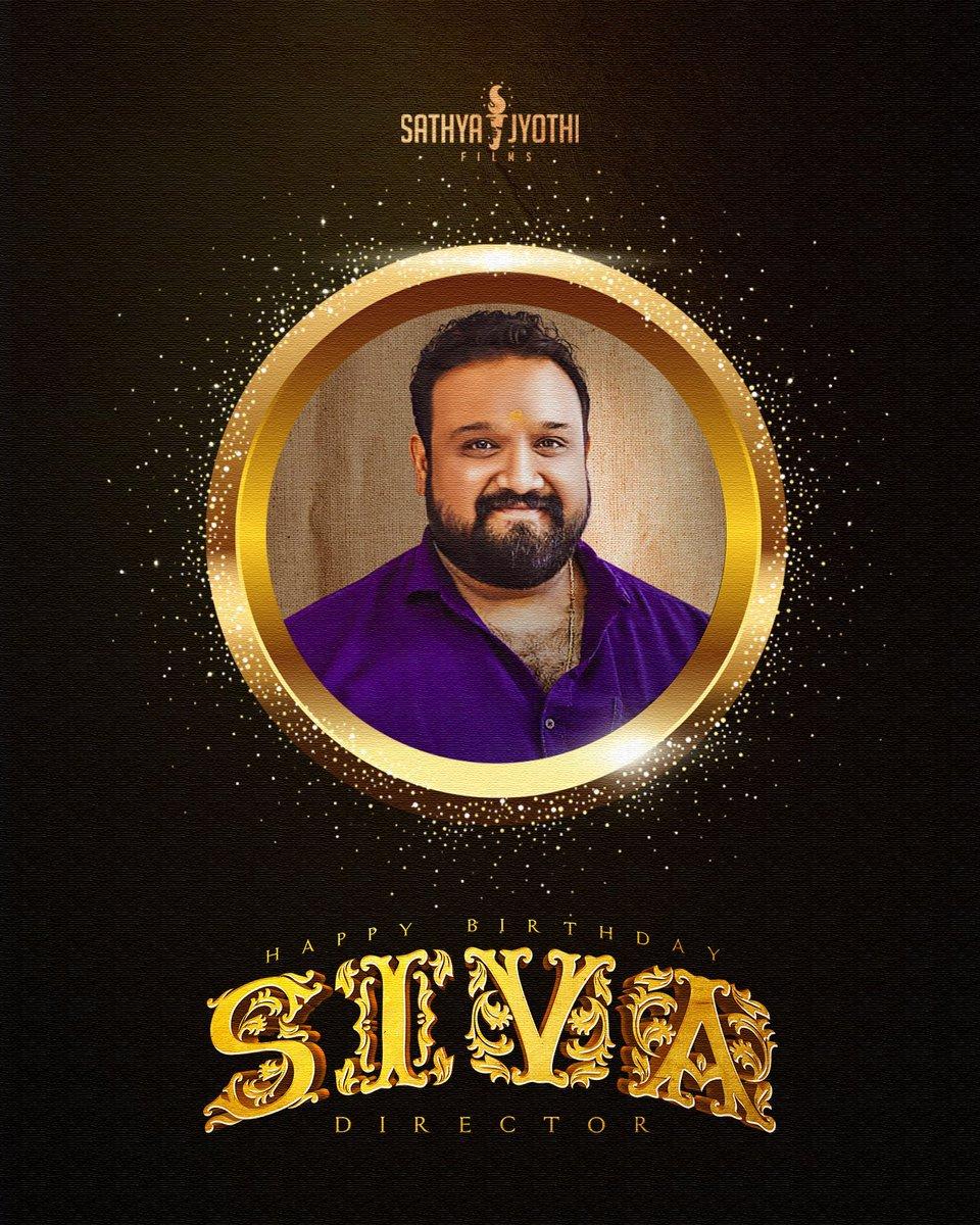Wishing the Blockbuster Director @directorsiva sir, A Happy Birthday and a super successful year ahead with #Annaatthe.  #HBDDearestDirectorSiva