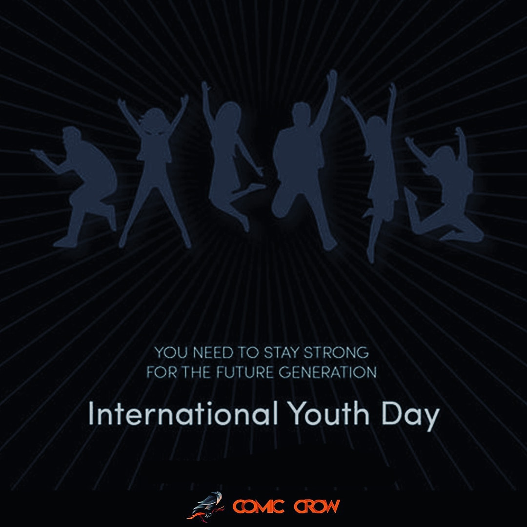 """You are only young once, and if you work it right, once is enough.  Happy International Youth Day . . . . . .  #internationalyouthday  #swamivivekananda #vivekanandapic.twitter.com/sSoSqKG92u"