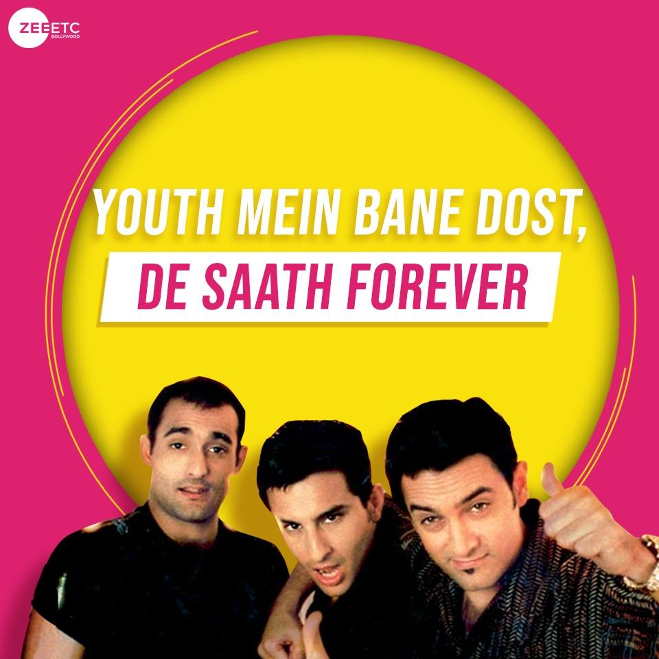 Hum hai naye, andaaz kyun ho poorana? Celebrating International Youth Day. @aamir_khan @Varun_dvn @sonamakapoor #KareenaKapoorKhan @ReallySwara  #YouthDay #InternationalYouthDay https://t.co/nOvg7MAVYy