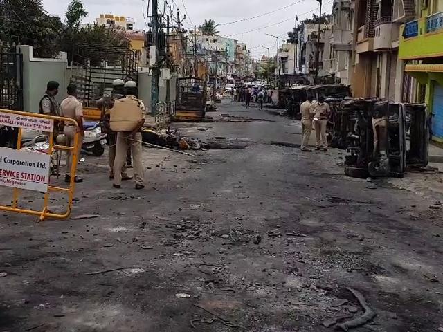 बेंगलुरु: आपत्तिजनक पोस्ट पर हिंसा #Bengaluru