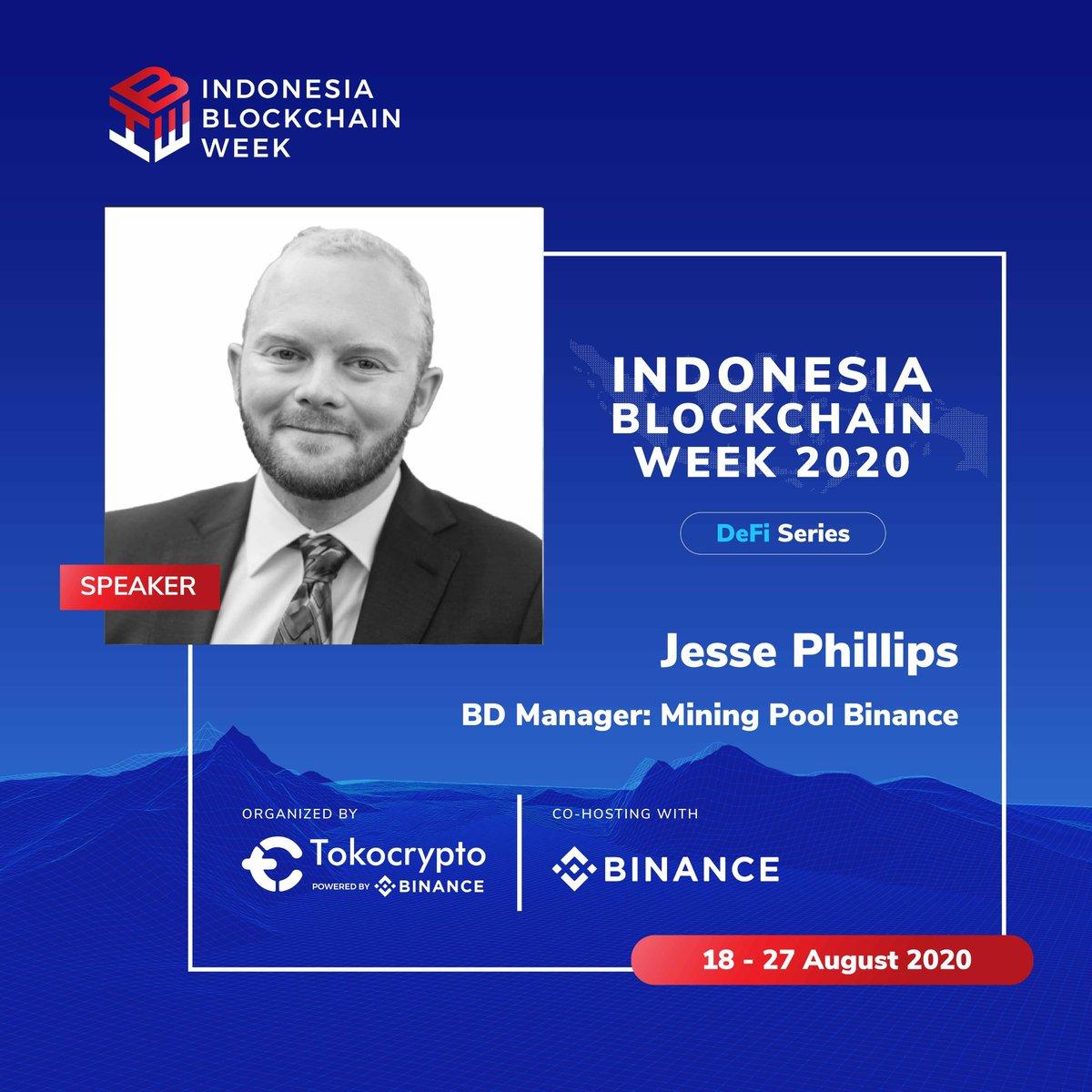 Jesse Phillips, de Binance Mining Pool, ofreció algunas opiniones sobre las ventajas y desventajas del staking descentralizado para obtener ingresos pasivos durante la Indonesia Blockchain Week.