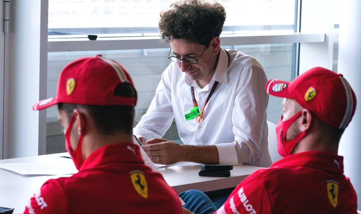 What Mattia Binotto must do as Sebastian Vettel lags behind Ferrari team-mate Charles Leclerc #F1 https://t.co/ba0OG13YcR https://t.co/h7HVQs20z8