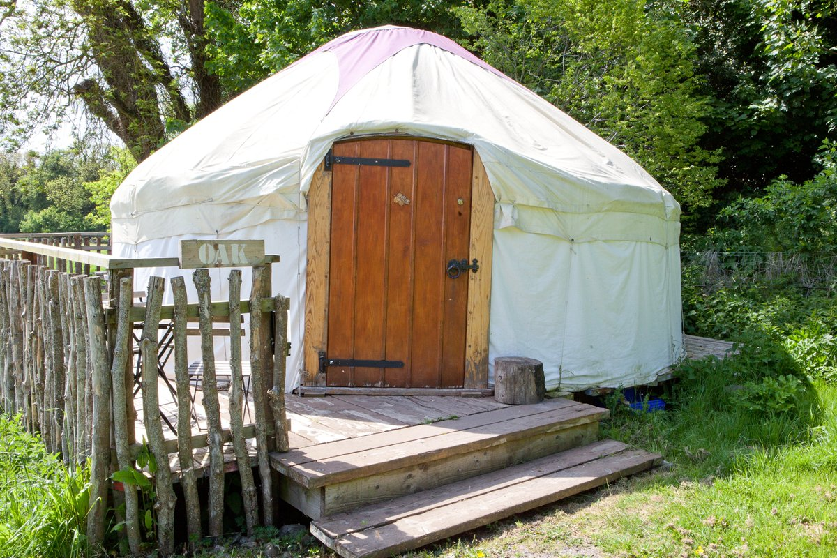 Oak yurt is available due to a last minute cancellation from this Friday for 2 - 3 nights. Oak sleeps up to 6 sharing. To see pricing and book online please go to: https://t.co/rh14s80s3j https://t.co/VImNzVjeVv