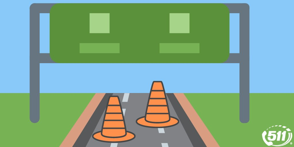 Image posted in Tweet made by 511 - A Service of Georgia DOT on August 12, 2020, 4:00 pm UTC