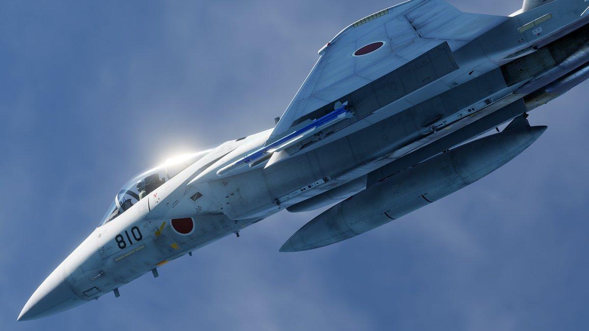 """空飛ぶいそこ/めざまし ar Twitter: """"04式空対空誘導弾(AAM-5 ..."""