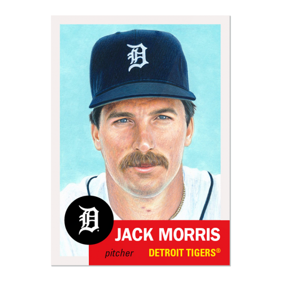 New week of the #ToppsLivingSet!  #337 Jack Morris, Detroit Tigers (HOF) #338 Anthony Kay, Toronto Blue Jays (RC) https://t.co/zLnFFDyIOC