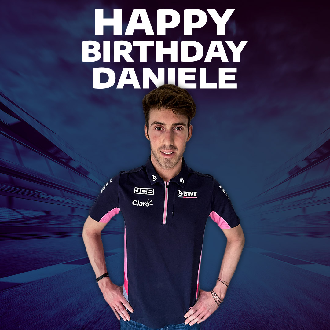 🎂Buon Compleanno to our Esports star @DanieleHaddad92! 🥳  Wishing you a good one 💪  #F1 #F1Esports https://t.co/gMY68evXWQ