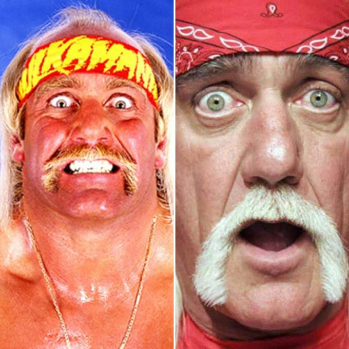 Happy belated 67th birthday, hulk hogan ! Would 80s pro wrestling have thrived without him ?
