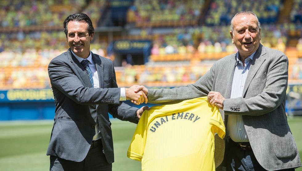 RT @mirondo9: 🟨 El #Villarreal a 12 de agosto: ✅ Unai Emery. ✅ Take Kubo. ✅ Francis Coquelin. ✅ Dani Parejo. https://t.co/CshzcraJOg