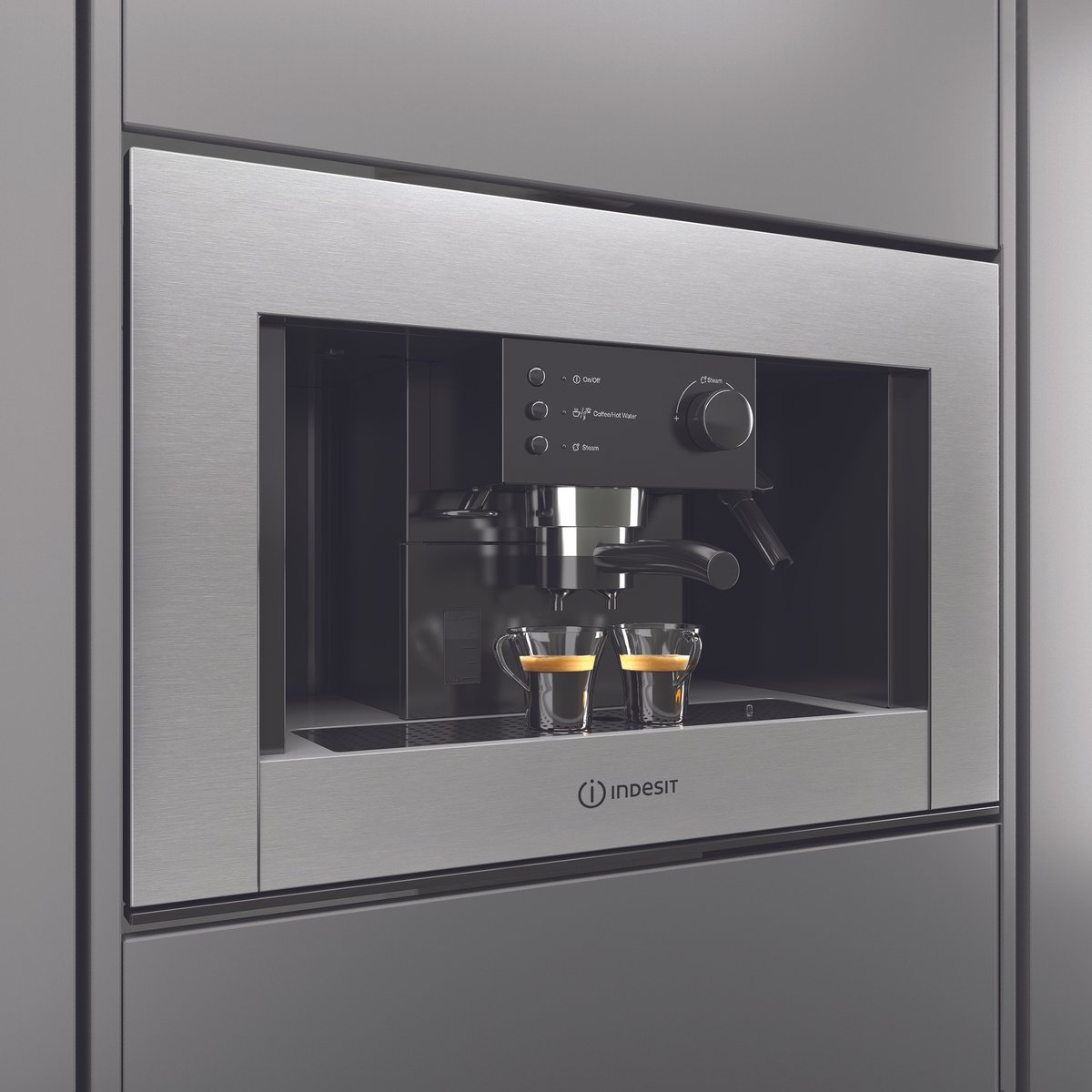 test Twitter Media - The Aria built-in coffee machine from @IndesitUK is ideal for releasing space on busy worktops, allowing for more room to prepare and cook delicious meals #Indesit #CoffeeMachine #BuiltInCoffeeMachine #WednesdayWisdom https://t.co/AQqwaQ39WS