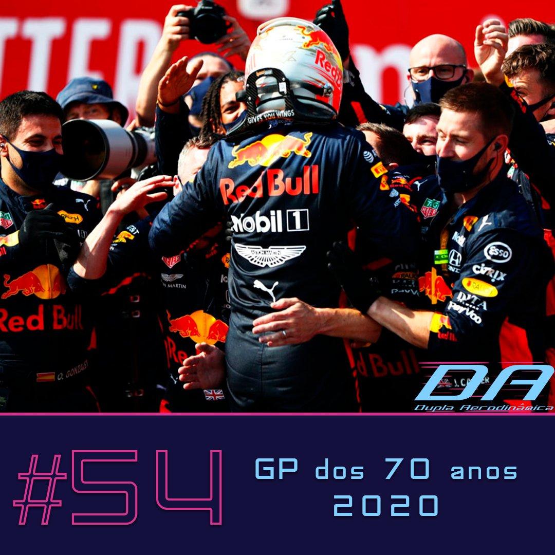#F1 Pilotagem e estratégia perfeitas na Red Bull, a enfim estreia de Nico Hulkenberg e o patinete da discórdia na Mercedes.  O episódio 54 do Dupla Aerodinâmica sobre o GP dos 70 anos está no ar!  Ouça no Spotify:  https://t.co/laLKxhgKmU  #F170 🇬🇧 https://t.co/O3YIcNKtU0