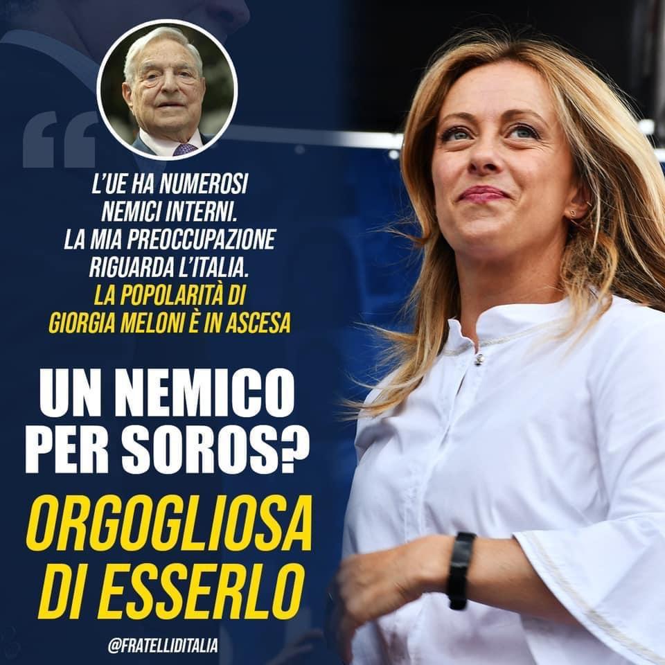 #Soros
