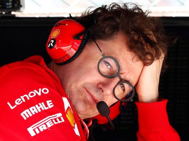 "🔴Ferrari takım patronu Mattia Binotto: ""2021'de olası hedefimiz ikincilik olacak!""  📰@Motorsport_TR  🏁#F1 https://t.co/RCOanORdMx"