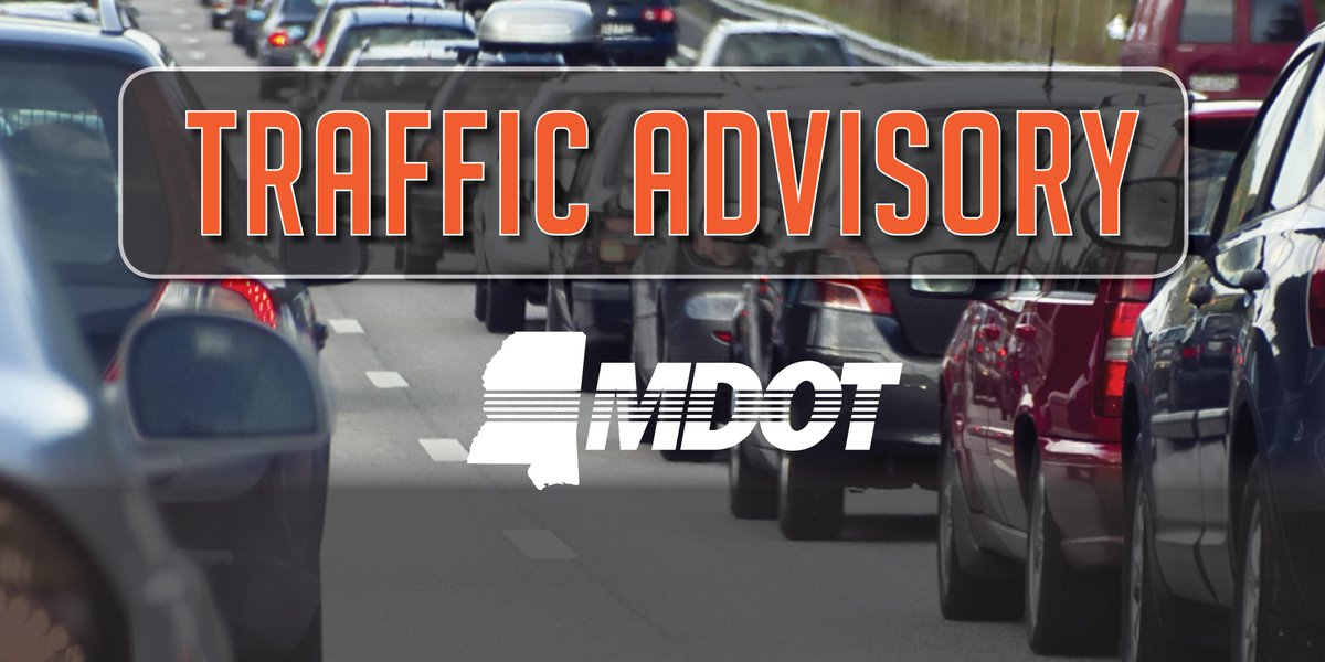 UPDATE: State Route 22 closure in Madison County POSTPONED to next week>>https://t.co/K5sjc5vYpK #MShwys