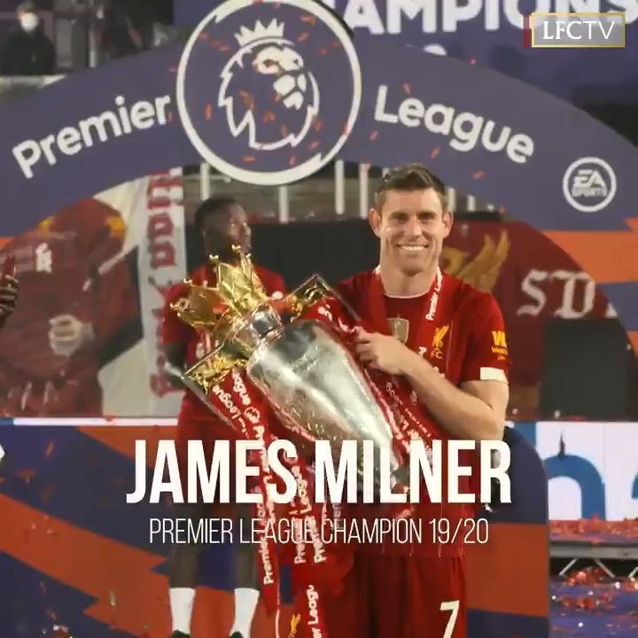 Liverpool FC (Premier League Champions 🏆) @LFC