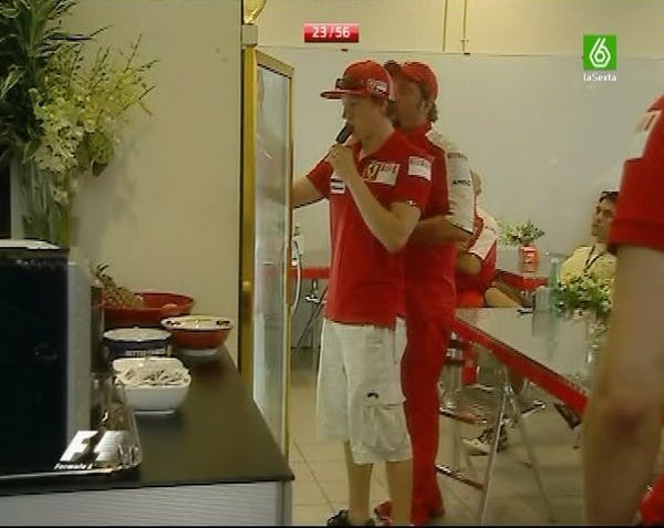 I think we're all Kimi right now. https://t.co/uZPS3HmseL