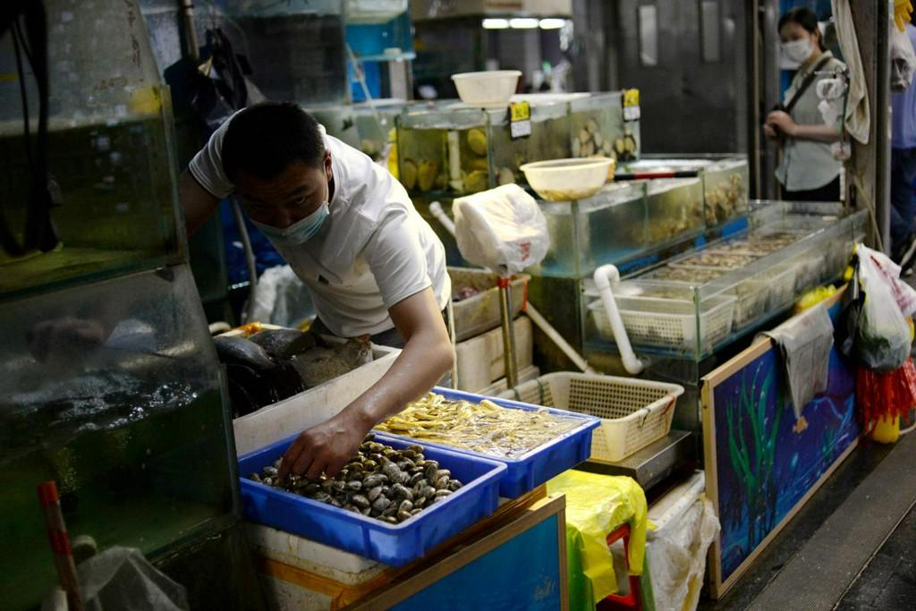 Coronavirus found on Ecuador shrimps in China, state media says