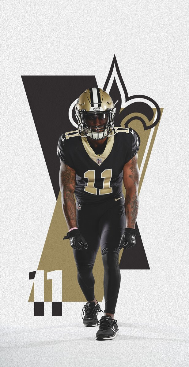New Orleans Saints On Twitter All Pro Wallpaper Wallpaperwednesday