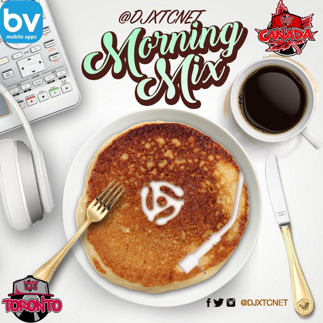 Get The #MorningMix Wednesday mornings xclusively on the DJ XTC Mobile APP https://t.co/ybHjVULbjM  #fleetdjs #fleetdjscanada #worldwidefleetdjs #gettheapp #djxtcnet #djxtcapp #openformatdj #djlife #djsofinstagram #havemusicwilltravel #latinofleetdjs #fleetedmdjs #fleetRnB https://t.co/DCQiM6cq0n