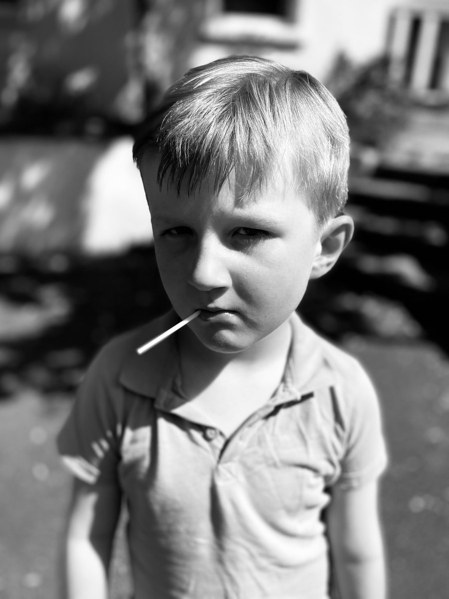 When your sister is a filmmaker and your son's new haircut provokes a flurry of iconic portraits on the family text group. @oonaghkearney excelled herself with Bogart... https://t.co/Ybz91gd4Kx