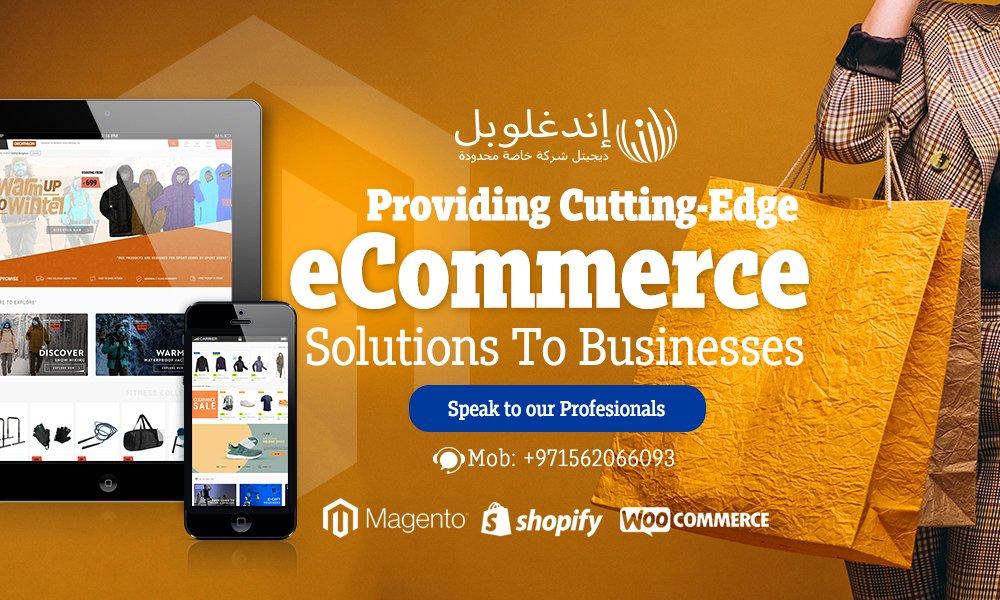 Providing Cutting Edge eCommerce solutions to Businesses  Request a free demo: https://t.co/cJjRgRSTcD  #ecommerce #dubai #uae #dxb  #dubaibusiness  #business #expo2020 #dubai2020 #ecommerce #marketing #business #entrepreneur #digitalmarketing #ecommercebusiness #onlineshopping https://t.co/t3iV30nh61