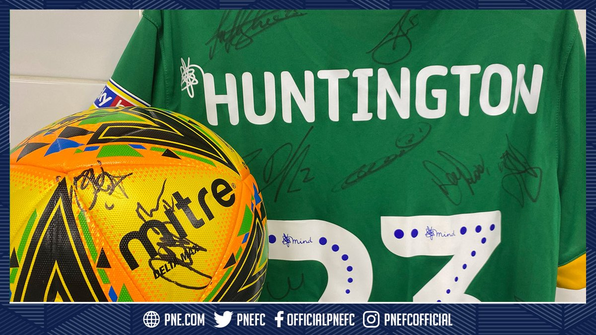 Preston North End Fc On Twitter You Can Bid On Either The Signed Shirt Or Ball On Our Official Ebay Page Via The Links Below Signed Shirt Https T Co M7mivydwsw Signed Ball